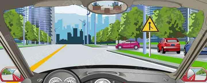 这种情况下怎样安全驾驶?